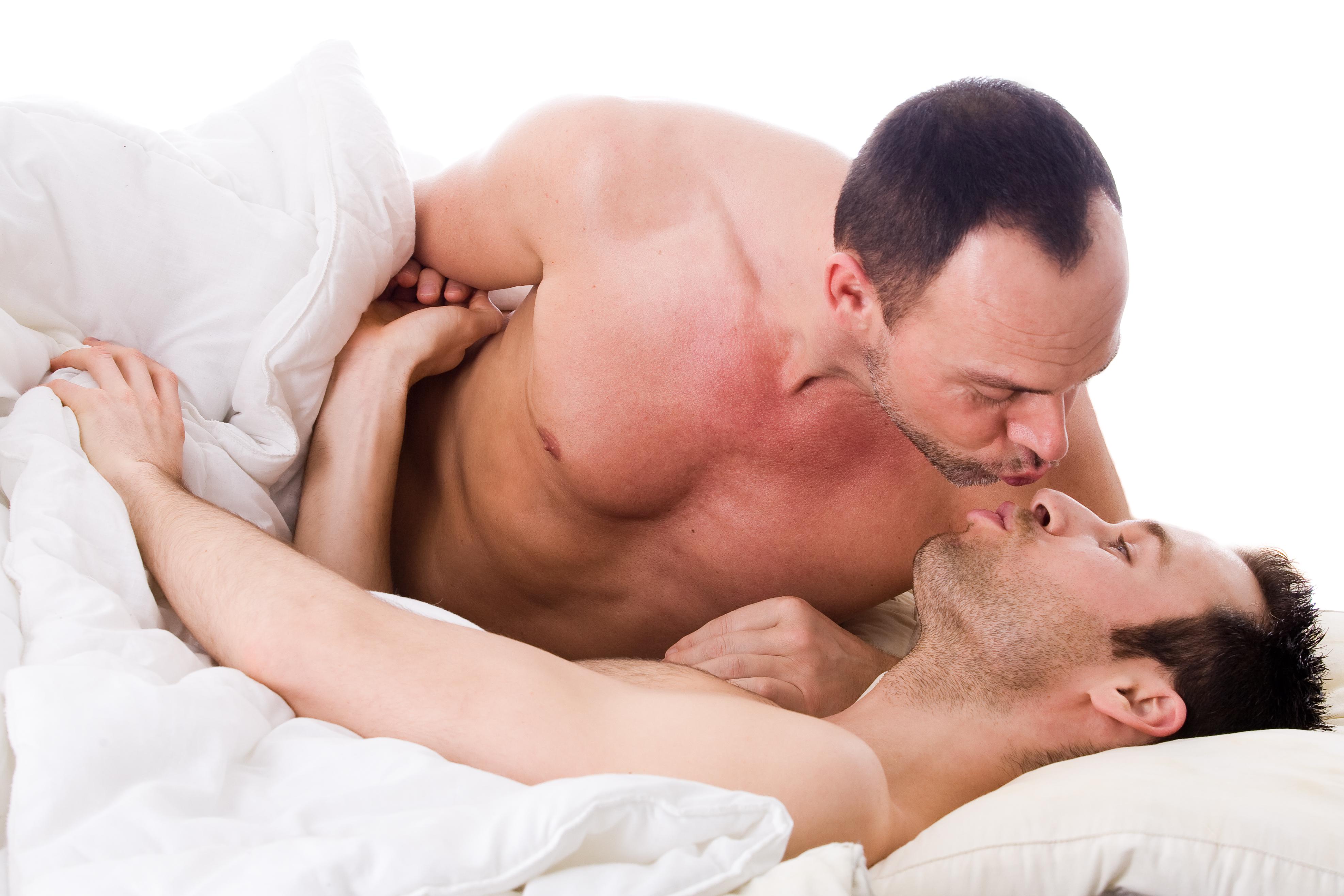 Секс гомосексуалы читать 16 фотография